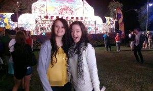 I LOVE carnival rides!