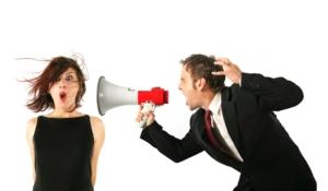 megaphone-yelling-at-employee